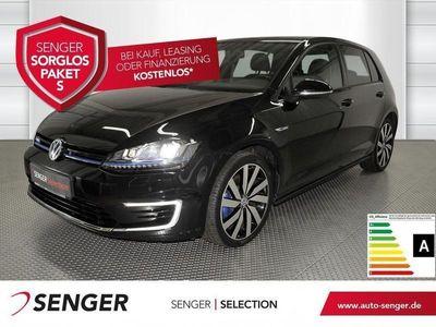 gebraucht VW Golf VII GTE VII 1.4 TSI Hybrid BMT DSG Navi LED ZV