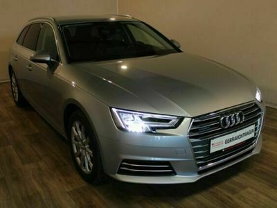 gebraucht Audi A4 Av. 2.0TDI S tr. quat. sport LED-MMI-VIRTUAL-AHK
