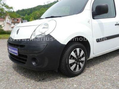 gebraucht Renault Kangoo 1.5 dCi 75 / 19% MwSt./ Klima / AHK