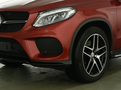 gebraucht Mercedes GLE450 AMG AMG 4MATIC Coupé 360Kam Night Memorypake