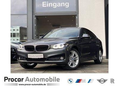 gebraucht BMW 320 Gran Turismo 3er d xDrive Sport Line