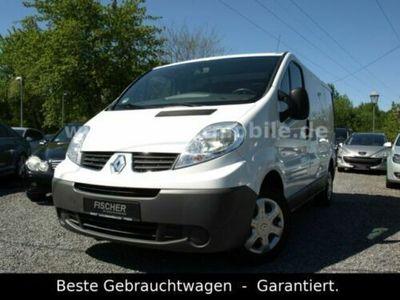 gebraucht Renault Trafic Kasten L1H1 2,7t+1.Hand+Klima+PDC
