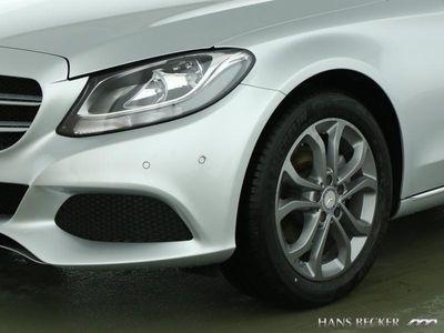 gebraucht Mercedes C180 C-KlasseT Avantg. Business AHK Spiegel NP 43.000,-