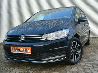 gebraucht VW Touran United 2.0l TDI BMT SCR, Navi, 7-Sitzer, AHK, PDC, DAB, Bluetooth, SHZ,