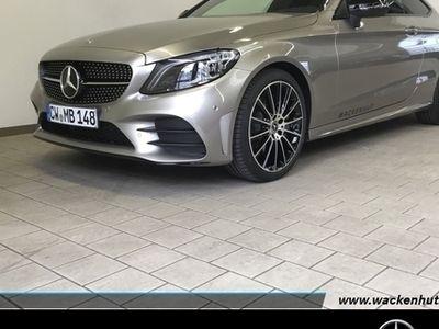 used Mercedes C300 Coupé AMG-Line/Night-Paket/Navi/Multibeam