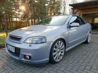 gebraucht Opel Astra Cabriolet 2.0 16V Turbo OPC