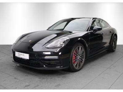 gebraucht Porsche Panamera Turbo PDLS Sportabgasanlage 21-Zoll