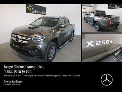 gebraucht Mercedes X250 progressive 7g+4m+ahk3,5+360°+shz+tempomat