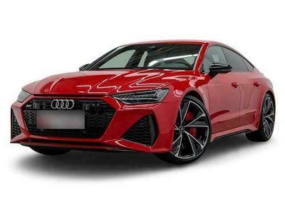 gebraucht Audi RS7 Sportback Q KERAMIK BuO RS-AGA LM22 HD-MATRIX