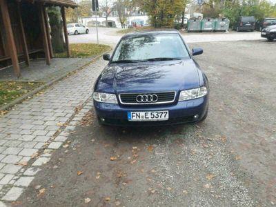 gebraucht Audi A4 b5 2.4 v6