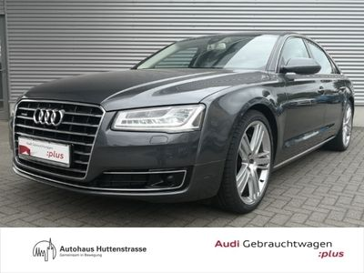 gebraucht Audi A8 4.2 TDI quattro StandHZG Massage Pano LED ACC