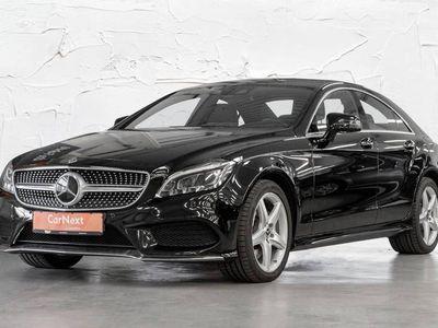 gebraucht Mercedes CLS350 BT d 9G-TRONIC AMG LED COMAND