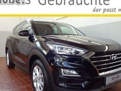 gebraucht Hyundai Tucson 1.6 GDi 2WD DCT Klimaaut. Navi LED