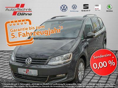 gebraucht VW Sharan 1.4 TSI Comfortline BMT/Start-Stopp