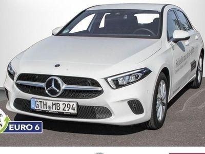 gebraucht Mercedes A200 Progressive Navi LED Parkassistent MBUX