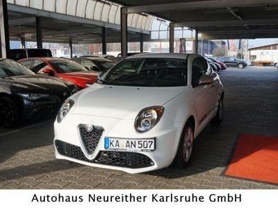 gebraucht Alfa Romeo MiTo Urban 1.4 *Klima, PDC, Touchscreen, DAB*