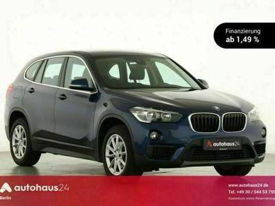 gebraucht BMW X1 sDrive18i (EURO 6d-TEMP)