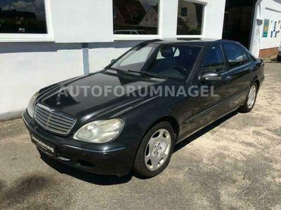 gebraucht Mercedes S600L als Limousine in Glückstadt