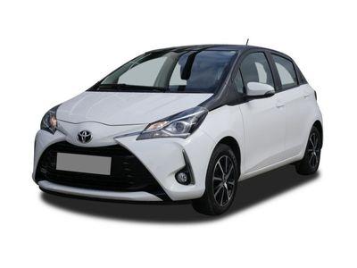 gebraucht Toyota Yaris YarisABS Fahrerairbag Beifahrerairbag ESP
