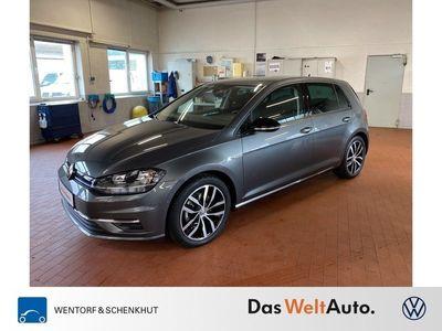 gebraucht VW Golf VII 1.5 TSI IQ Drive ACT Navi ACC LightAssist