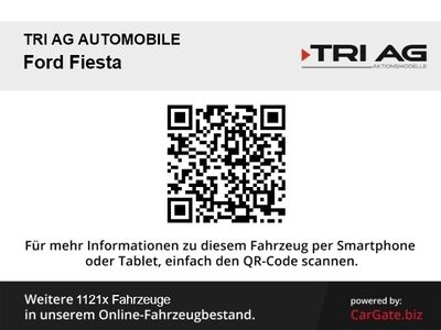 gebraucht Ford Fiesta Titanium 1.4 Beheizb. Frontsch. Klimaautom SHZ Multif.Lenkrad Knieairbag CD AUX
