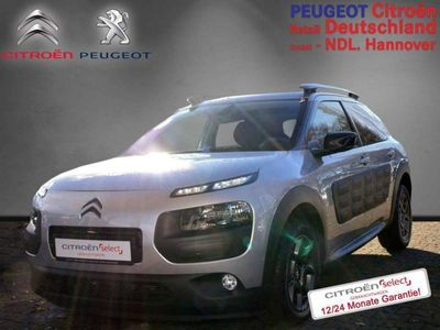 gebraucht Citroën C4 Cactus BlueHDi 100 Shine *Navi*Kamera*