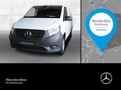 gebraucht Mercedes Vito 114 CDI Kasten Lang Standhzg. Automatik
