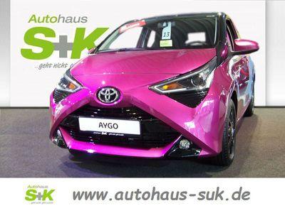 käytetty Toyota Aygo 1.0l Benzin 5-Türer x-cite Fahrerairbag ZV