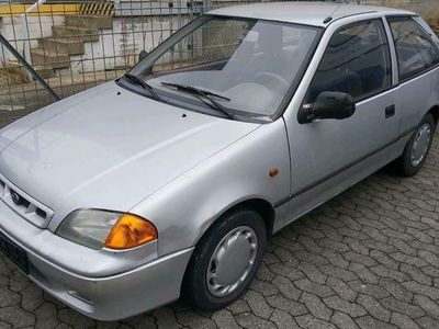 gebraucht Subaru Justy 1.3 Benzin Allrad 4x4