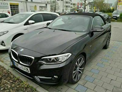 gebraucht BMW 225 d Cabrio Sport-Aut. Sport Line