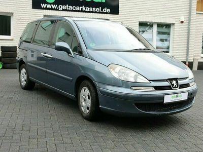 gebraucht Peugeot 807 Tendance PDC HINTEN