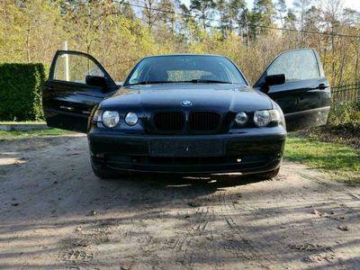 gebraucht BMW 316 Compact E46 kompakt - ti als in Strausberg