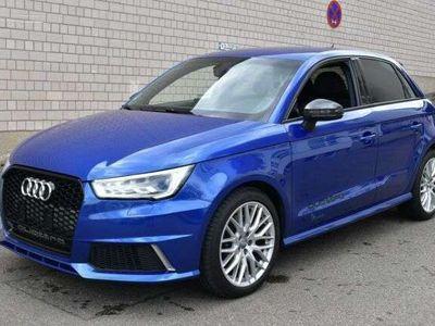 gebraucht Audi S1 Sportback 2.0 TFSI QUATTRO*1te Hand**Carbon**