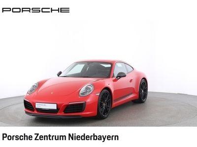 gebraucht Porsche 911 Carrera T Coupé (Schalensitze & Leder schwar