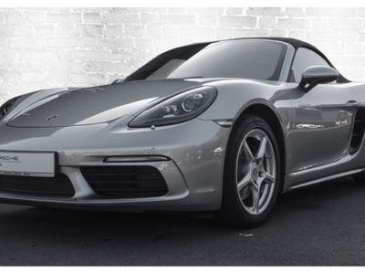 gebraucht Porsche 718 Boxster Sommerfzg. Top Zustand