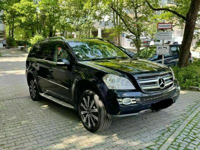 gebraucht Mercedes GL420 CDI DPF 4Matic 7G-TRONIC