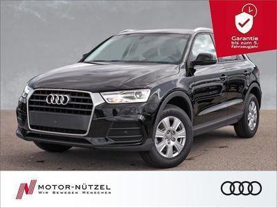 gebraucht Audi Q3 Q3 ,3-J-Gar. Navi Komfortpaket Einparkhilfe plus