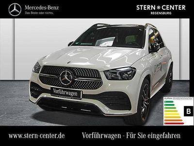gebraucht Mercedes GLE400 d 4MATIC AMG+Burmester+Distronic