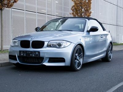 gebraucht BMW 135 Cabriolet i M DKG HarmanKardon Leder Xenon