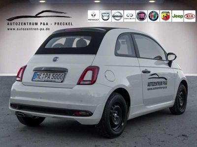 gebraucht Fiat 500C 1.2 8V Lounge /BEATS-Audio/Klima/PDC