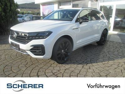gebraucht VW Touareg V8 TDI LED-Matrix AHK Panoramadach Climatronic