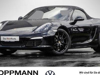 gebraucht Porsche Boxster 2,7 Black Edition PDK BOSE Sportsitze