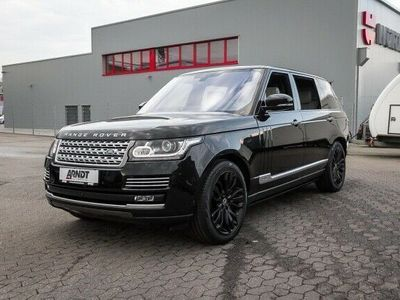 used Land Rover Range Rover SDV8 Autobiography LWB Business HUD