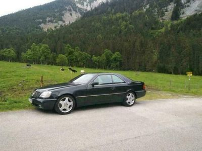 gebraucht Mercedes 600 Mercedes W140 SECcoupe