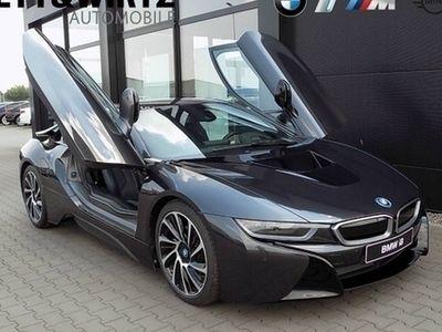 gebraucht BMW i8 Navi LED HUD HiFi DAB Alarm Leder großer Tank