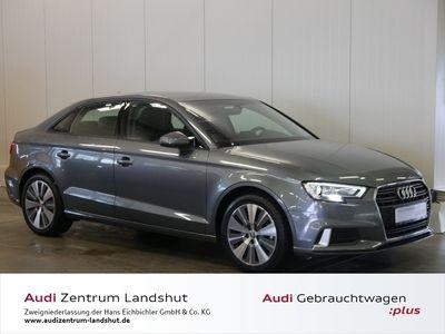 gebraucht Audi A3 Limousine sport 1.6 TDI Navi Sportsitze Sitzh.