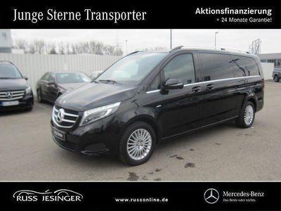 käytetty Mercedes V250 d AVANTGARDE Extralang / 8-Sitze / AHK Navi