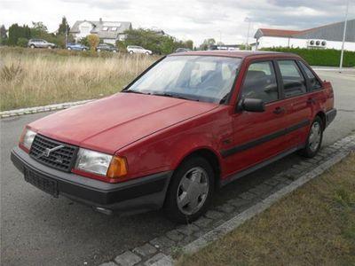 gebraucht Volvo 440 Turbo 8-fach bereift!