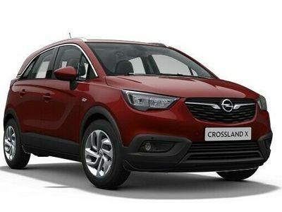 gebraucht Opel Crossland X 1.2 Innovation+Navigation+