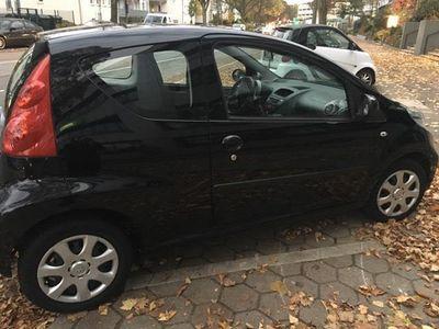 gebraucht Peugeot 107 Filouschwarz